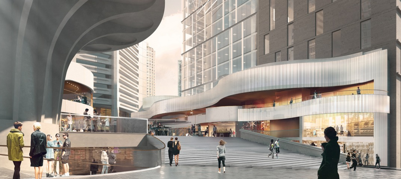 MLC Centre Retail Redevelopment